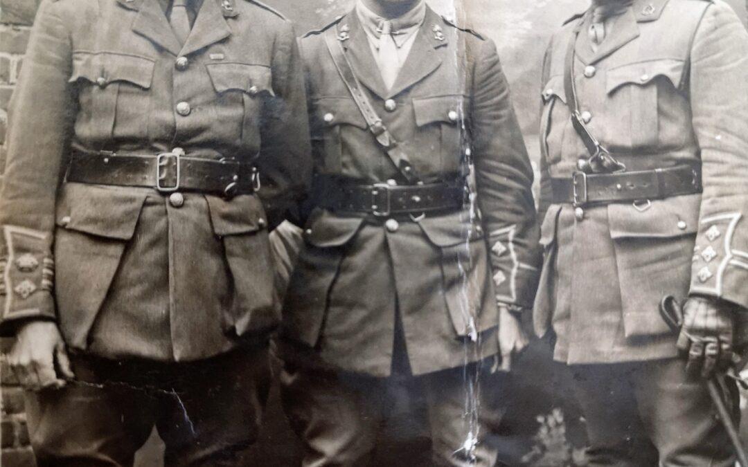The Great War – Capt. Greg Gallant